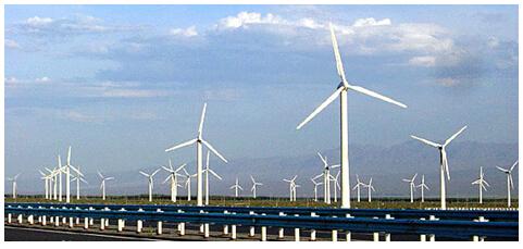 测量用电流互感器在风能发电中的应用