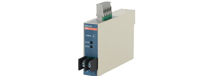 直流电流传感器怎么接线